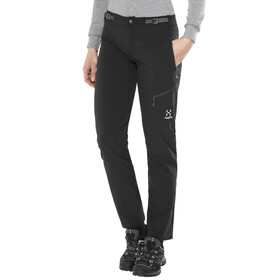 Haglöfs Lizard Pants Women Short True Black
